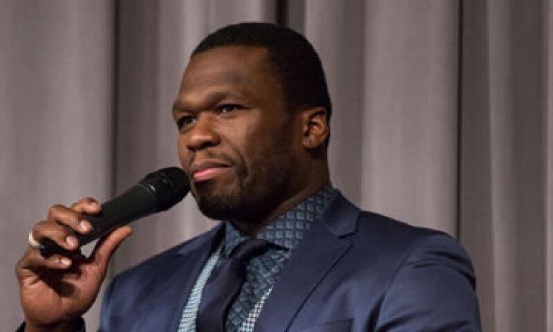 50 Cent se declaró en bancarrota luego de que un juez lo condenara a pagar 5 mdd (Foto: Getty Images )