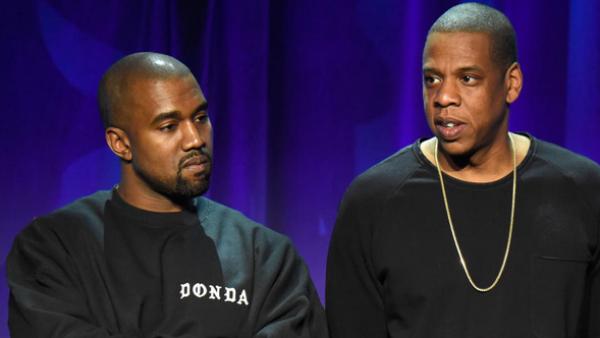 Kanye West y Jay Z
