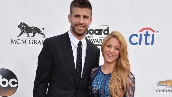 Shakira y Piqué derraman miel en las redes