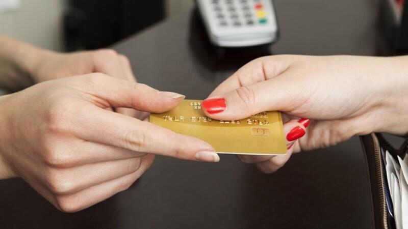 tarjeta de crédito pago