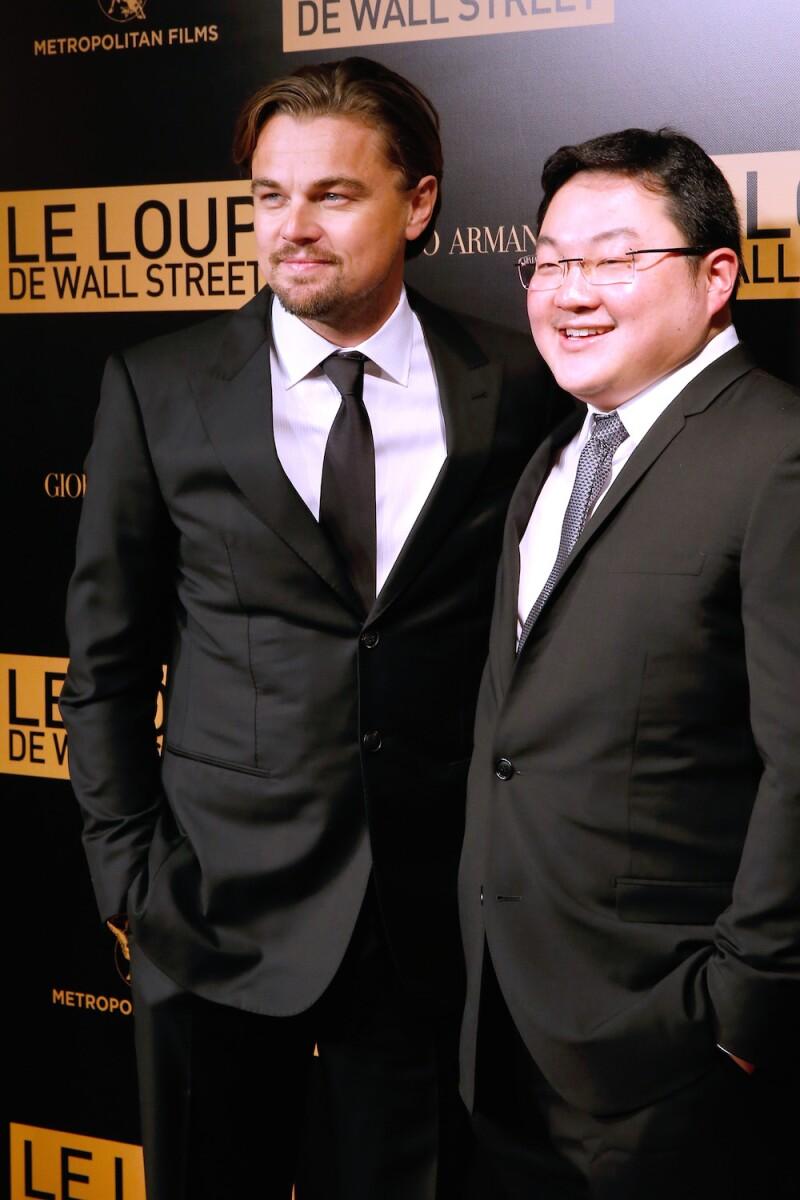 Leonardo DiCaprio y Jho Low