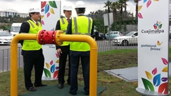 gas natural ferrosa