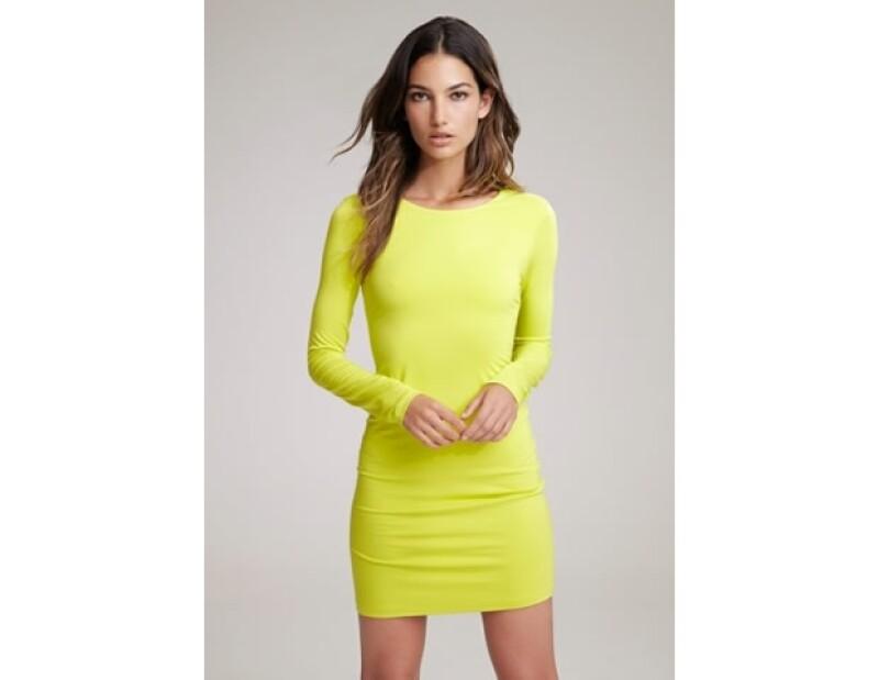Después del éxito rotundo de su primera línea con la marca Velvet, Aldridge hace una segunda colección para primavera/verano 2014.