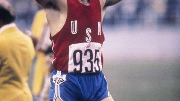 Bruce en las Olimpiadas de Montreal, en 1976.