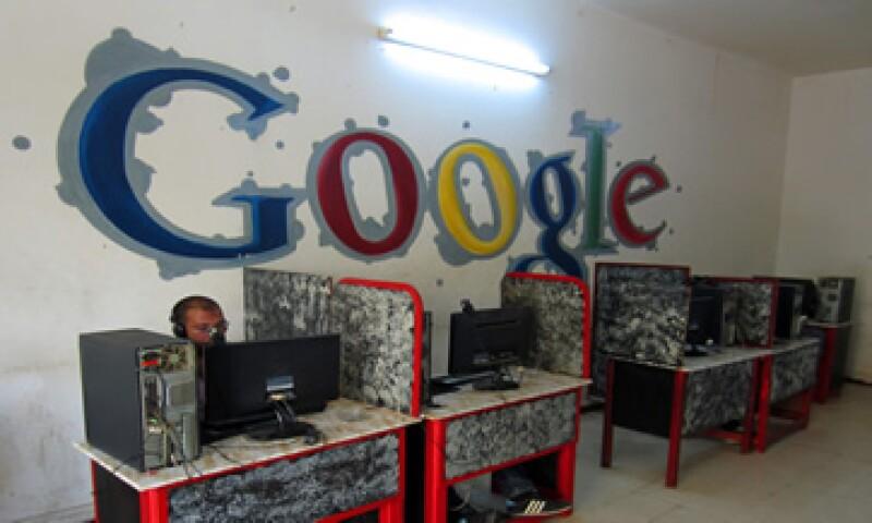 Google controla el 90% del mercado de los motores de búsqueda en numerosos países de Europa.  (Foto: AFP )