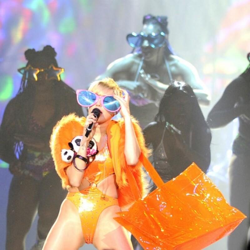 Miley ha querido borrar gran parte de su historia musical al centrarse en los temas de su nuevo disco.