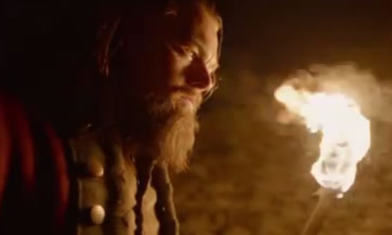 Leonardo DiCaprio en su papel como el explorador Hugh Glass(Foto: Youtube/20th Century Fox )