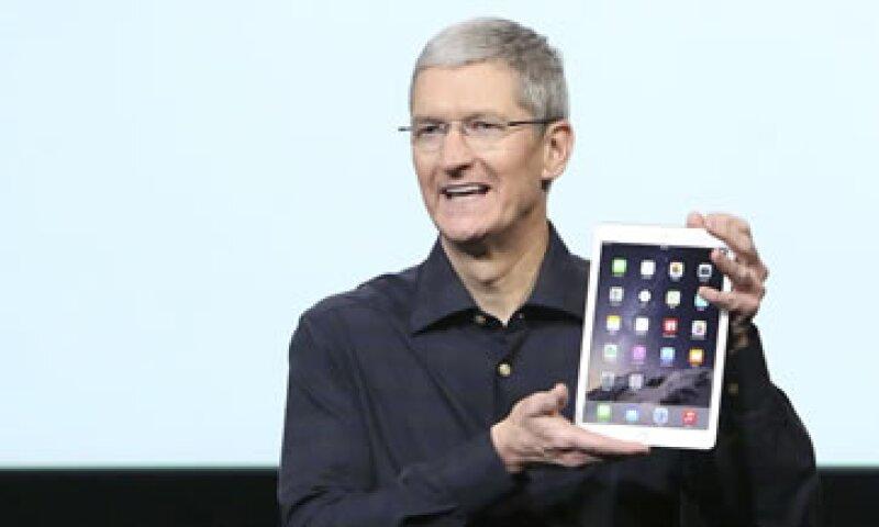 Durante el cuarto trimestre de 2014 Apple vendió 12.3 millones de iPads. (Foto: Especial)