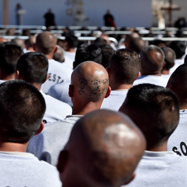 El papa Francisco asistió este miércoles al Centro de Readaptación Social (Cereso) número 3, en Ciudad Juárez.