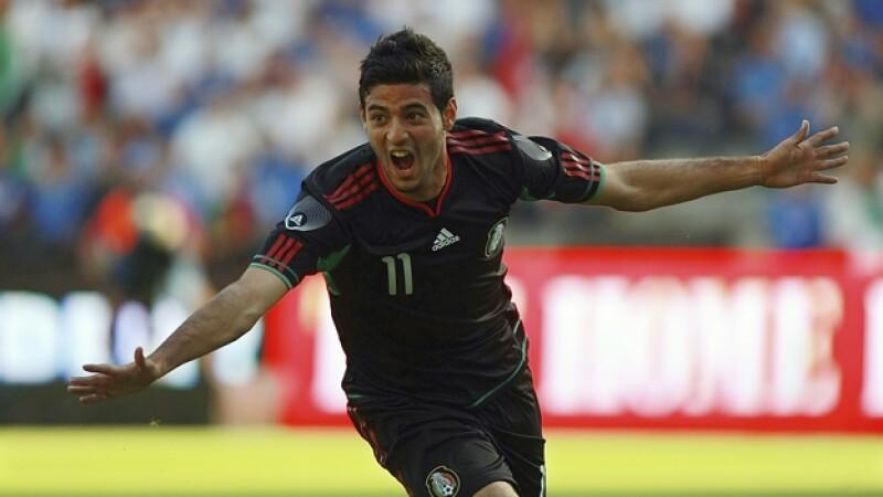 Carlos Vela Selección Mexicana