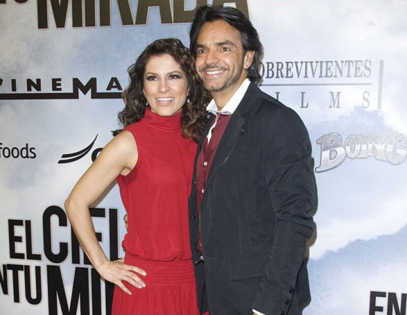 La popular pareja de actores se casarán este fin de semana en la ciudad de México.