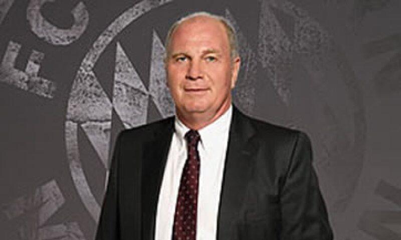 La junta de directores de Bayern respaldó a Hoeness en mayo para permanecer en el cargo. (Foto: Tomada de fcbayern.telekom.de)