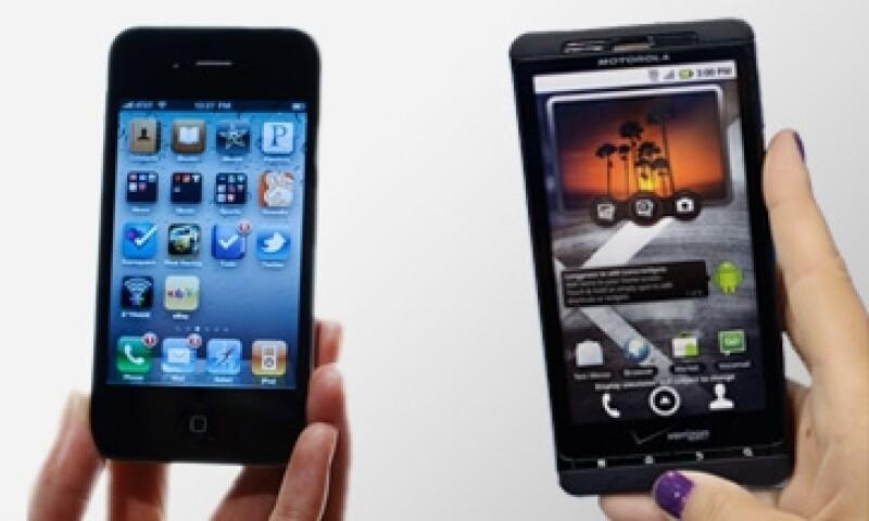Si la propiedad intelectual de Motorola fue lo que la hizo tan atractiva para Google, Nokia y RIM tienen mucho que ofrecer. (Foto: AP)