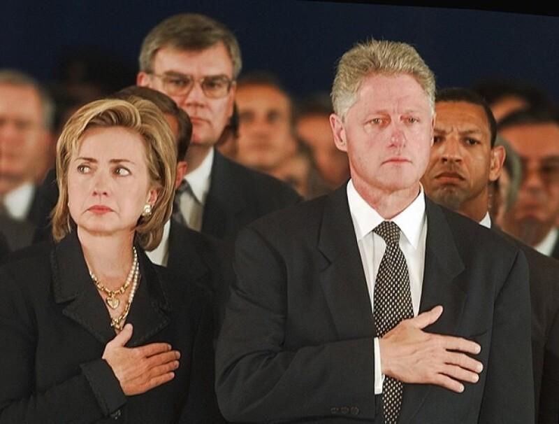 En 1998 el affaire con Monica Lewinsky llevó a Bill Clinton ante el Gran Jurado y casi le cuesta la Presidencia.