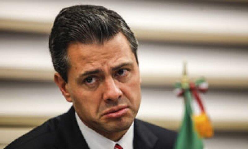 El presidente mexicano, Enrique Peña, ha provocado polémica en Twitter por su propuesta restrictiva al uso de Internet. (Foto: Getty Images)