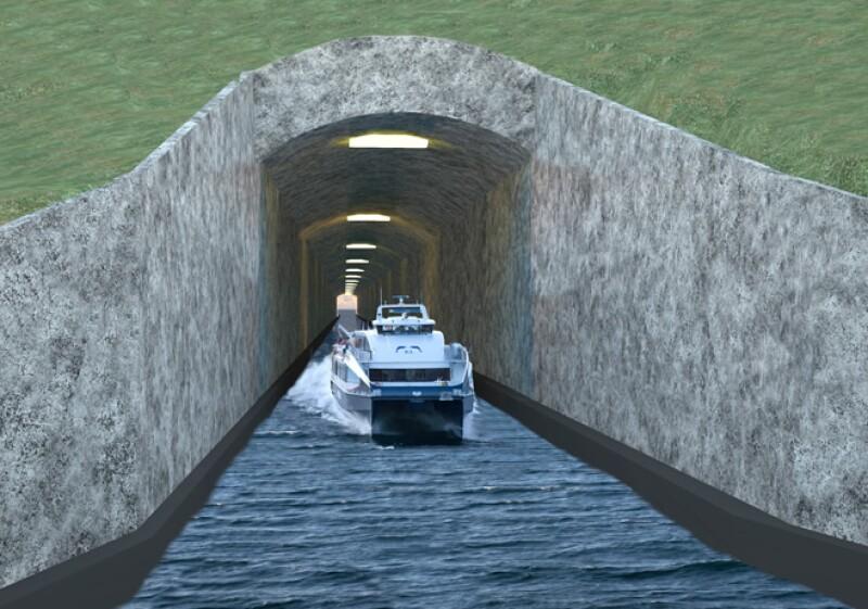 stad ship tunnel noruega