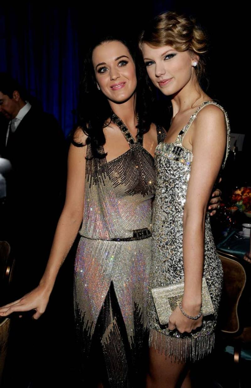 Katy y Taylor solían ser amigas, sin embargo hubo discrepancias entre ellas y terminaron su amistad.