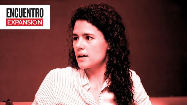 Luisa María Alcalde Encuentro Expansión
