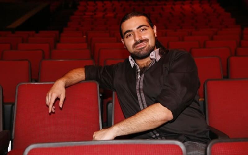 """""""Algo que también me influyó a traerla fue que abrí la cartelera y me di cuenta que realmente no había una obra de comedia para toda la familia"""", dijo Sergio Gabriel."""