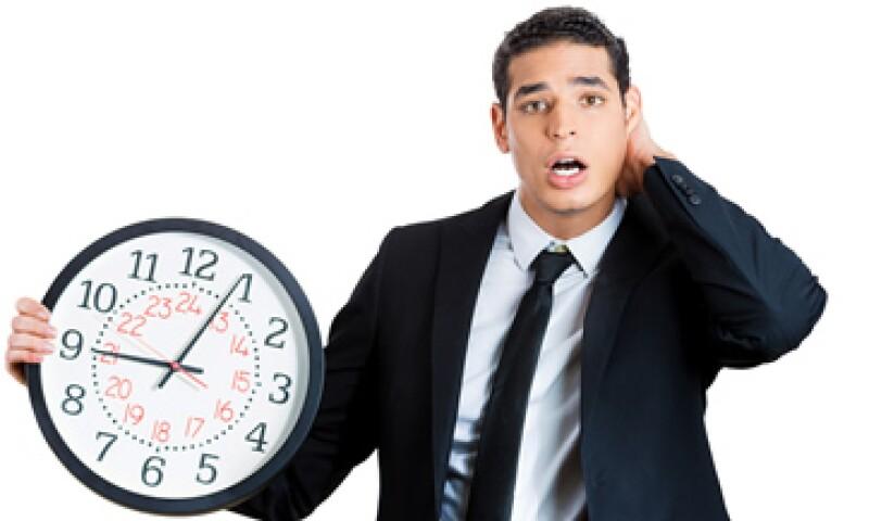Procrastinar puede causarte estrés o ansiedad. (Foto: Shutterstock )