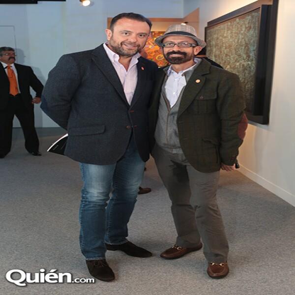 Enrique Guerrero,Óscar Román