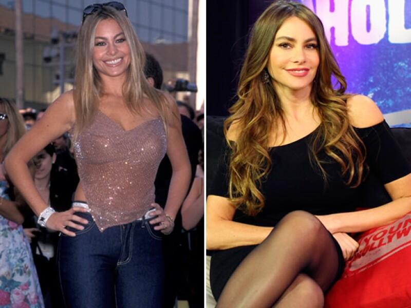 Sofía Vergara ha tenido una transformación increíble.