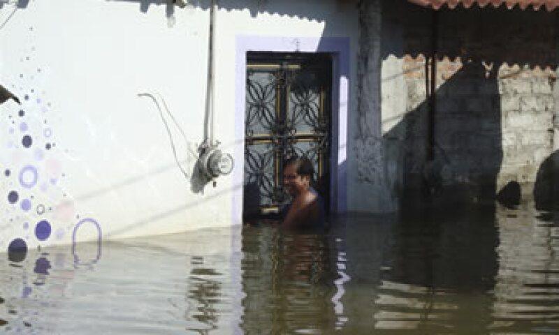 El Gobierno publicó en el DOF los apoyos fiscales para los contribuyentes afectados por las tormentas. (Foto: Cuartoscuro)