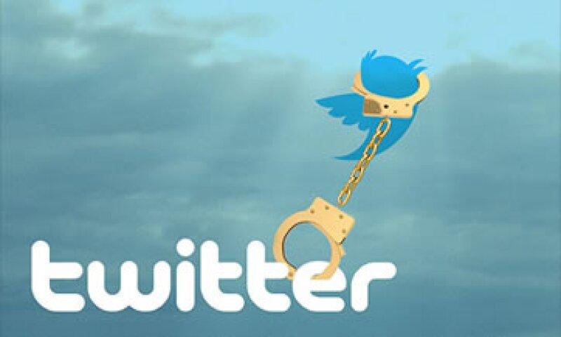 Twitter afirma que busca evitar salir a olsa hasta que se tenga un crecimiento muy predecible en las ganancias trimestrales. (Foto: Cortesía CNNMoney.com)