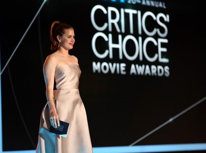 """Aunque la cinta de Iñárritu, """"Birdman"""" logró siete premios, perdió en las principales categorías: Mejor Película y Mejor Director."""