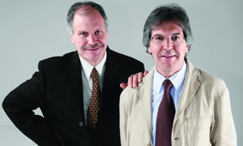 Los hermanos Carlos y Daniel Mastretta son socios minoritarios de la empresa que fundaron. (Foto: Duilio Rodríguez)