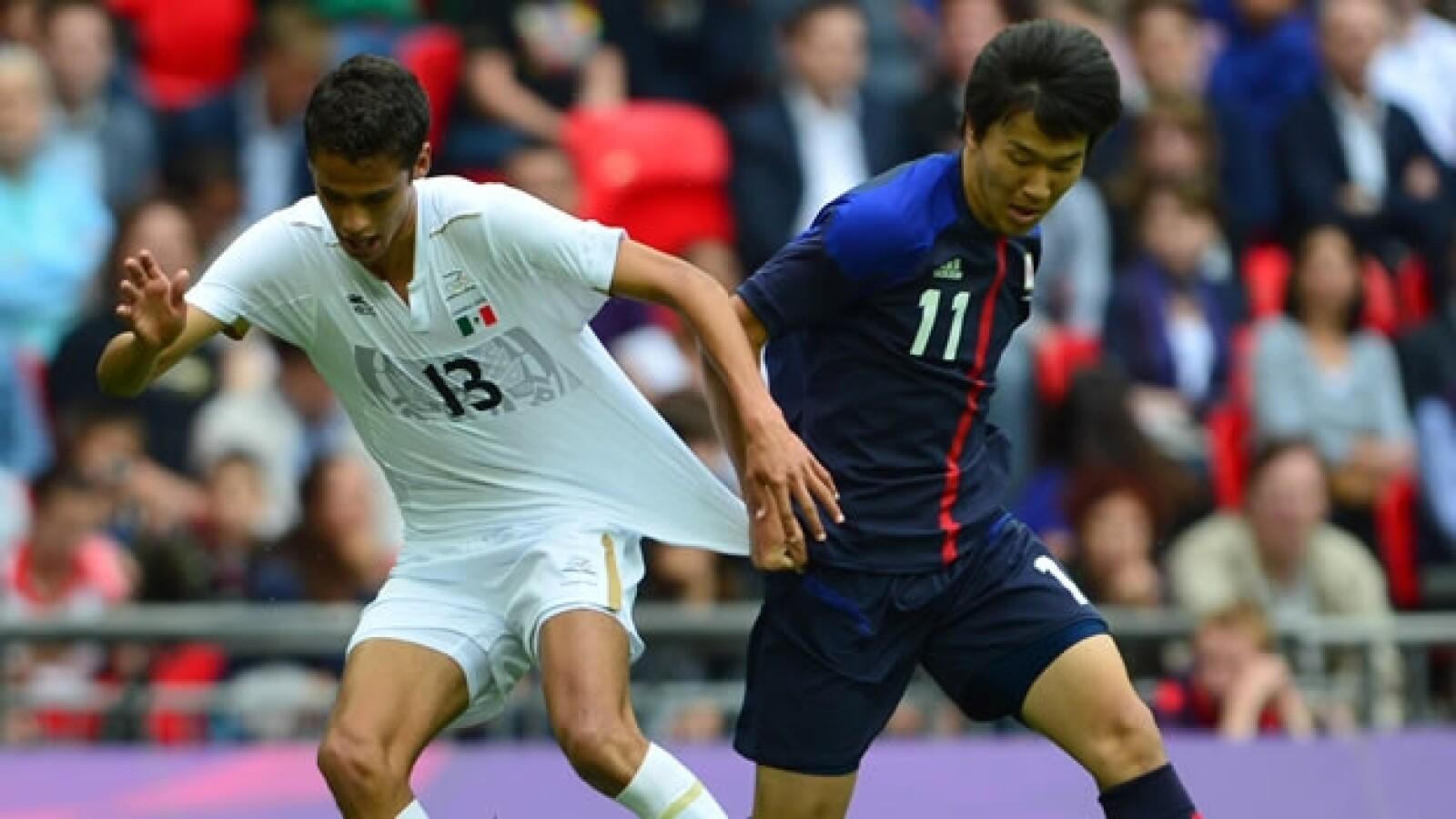 México y Japón disputan la semifinal de futbol