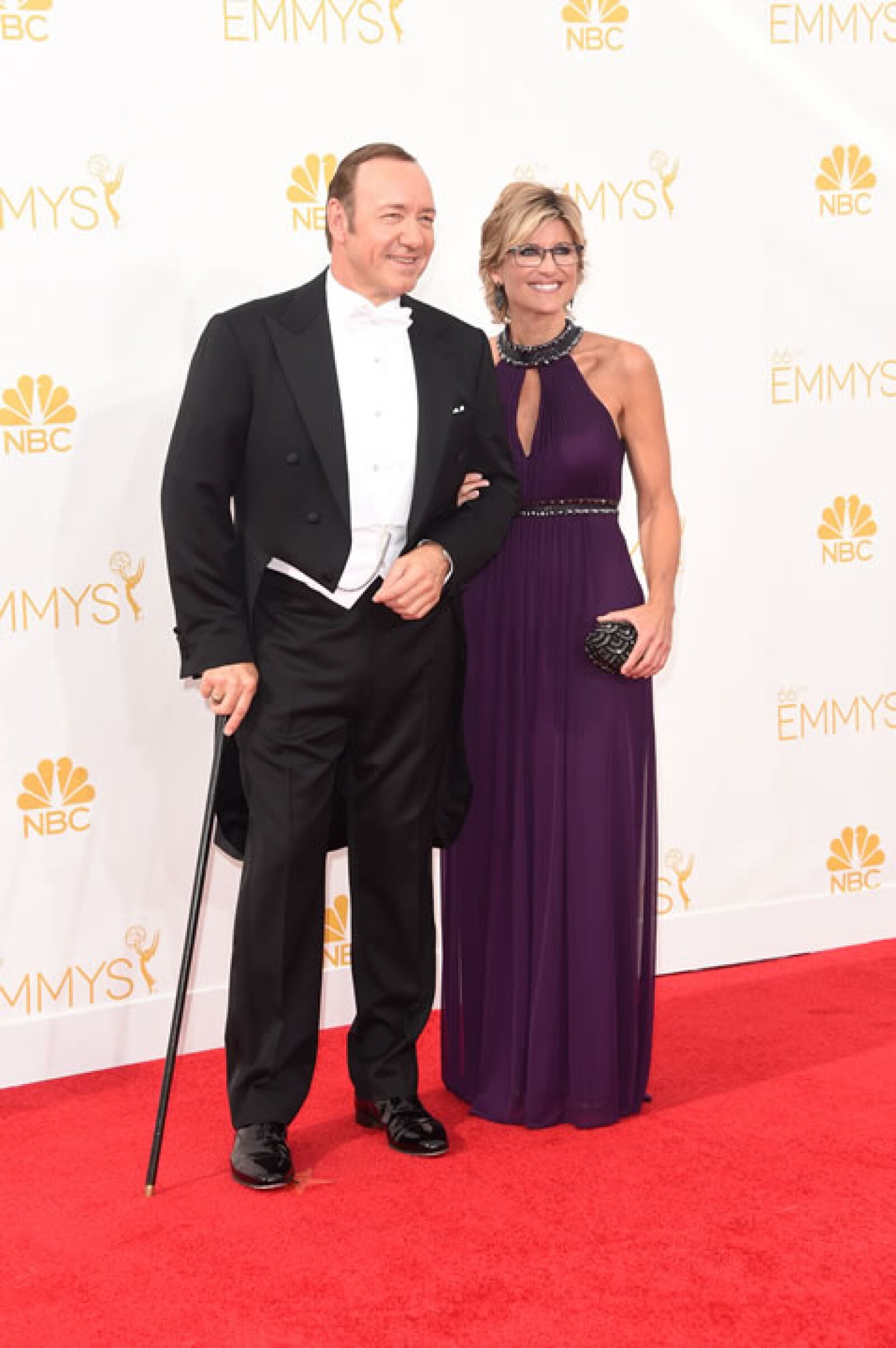 Kevin Spacey, Ashleigh Banfield.