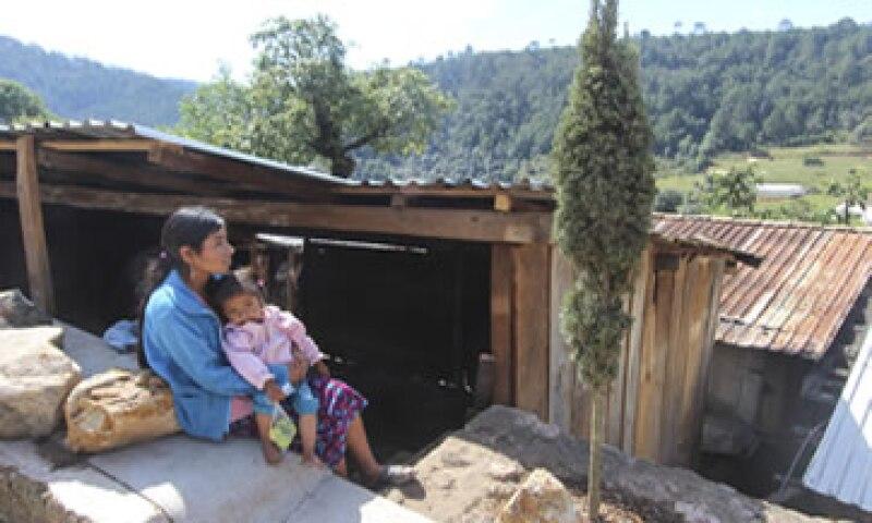 La crisis financiera se encargó de presionar más  los niveles de desigualdad en México.  (Foto: Cuartoscuro )
