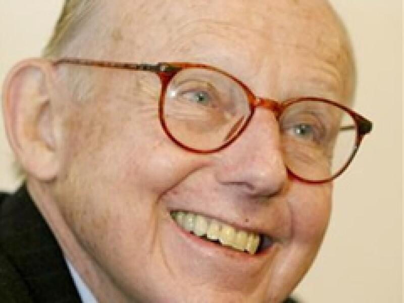 Samuel Huntington (New York, 1927- Massachusetts, 2008). (Foto: Reuters)