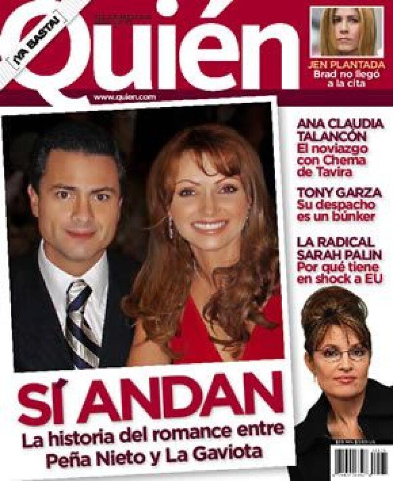 La edición 175 de la revista Quién está a la venta desde este lunes 29 de septiembre.
