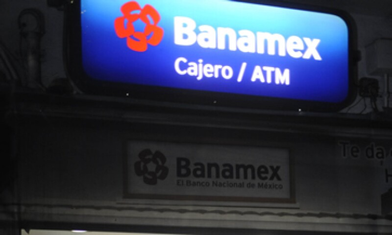 Banamex informó que sus ingresos netos disminuyeron en 3,177 mdp derivados del fraude. (Foto: Cuartoscuro)