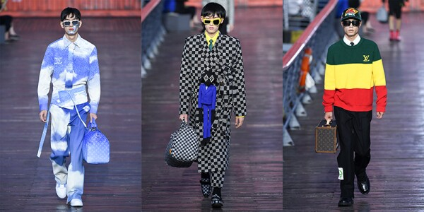 Foto: GettyImages, Louis Vuitton SS21