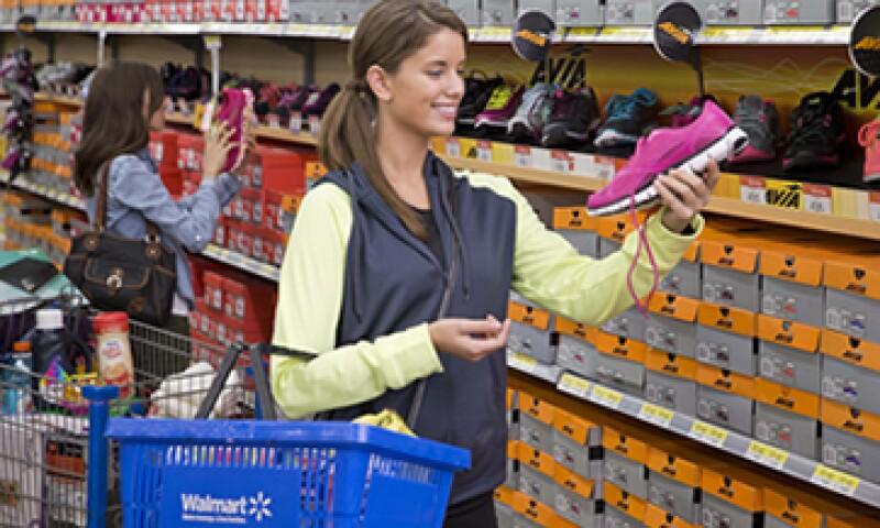 La ganancia neta de Walmart cayó a 3,590 mdd durante este trimestre. (Foto: tomada de www.walmart.com)