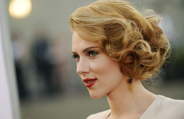 Scarlett es experta en cambiar de look.