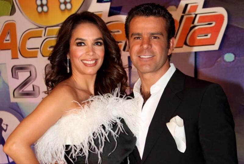 La pareja es una de las más estables en el medio del espectáculo.