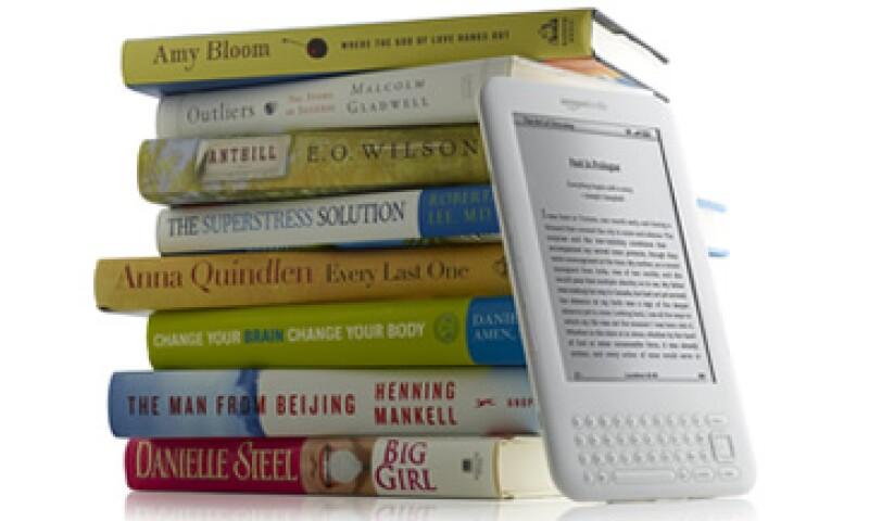 La tienda estadounidense de Kindle ofrece más de 950,000 libros; el premio promedio de cada uno de ellos es de 9.99 dólares. (Foto: Cortesía Amazon)