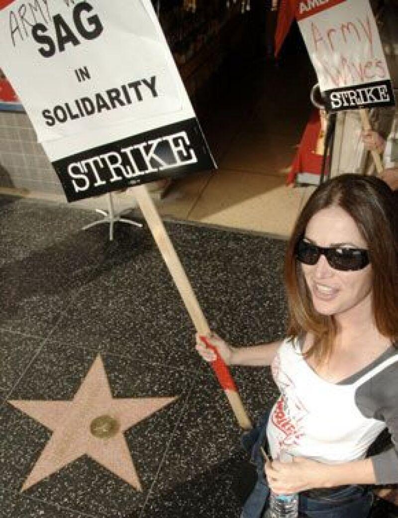 Este fin de semana el Sindicato de Actores de la Pantalla y los estudio de Hollywood analizarán el acuerdo con relación a las ganancias de producciones de televisión.