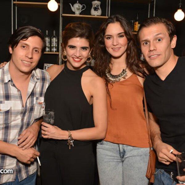 Rene Sube,Nati Ramírez,Ale Rivas,Mauricio Martínez