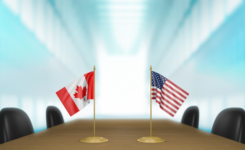 Canada and United States relations and trade deal talks