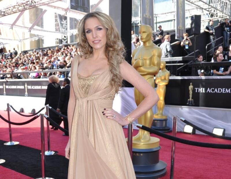 La conductora de televisión platicó con Quién.com sobre su próximo trabajo en la transmisión de la 84 th entrega de los Premios Oscar, además de sus pronósticos de ganadores.