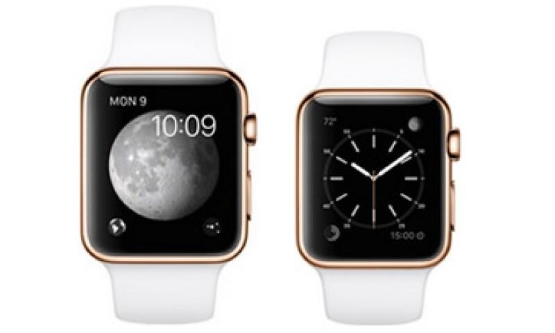 La edición limitada del Apple Watch tiene un precio de 10,000 dólares en EU. (Foto: Apple.com)