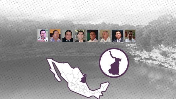 Un gobernador, 43 ayuntamientos, 22 diputados de mayoría y 14 de representación proporcional serán los 80 cargos en disputa.