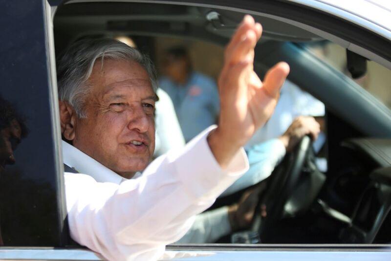 AMLO Andres Manuel López Obrador