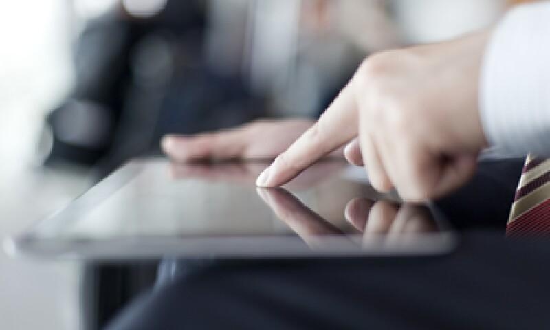 Nicolás Alvarado define el iPad como la 'pantalla total', la tan pequeña que lo contiene todo. (Foto: Getty Images)