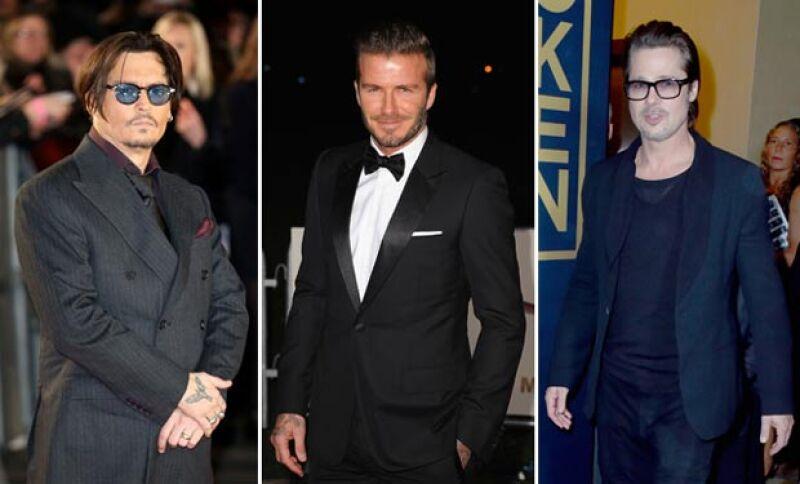 Estos actores y ex futbolista quedaron opacados por la creciente popularidad de Bendict.